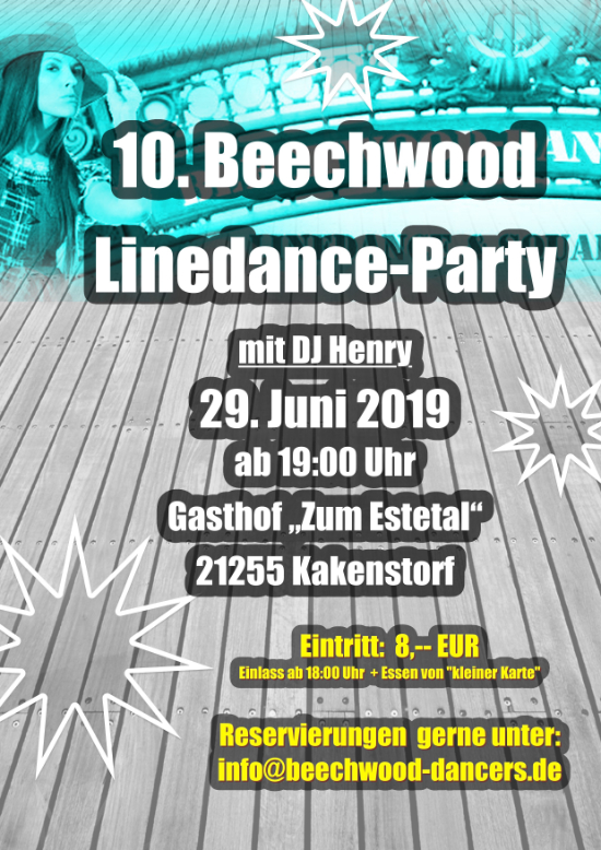 LDParty2019 Flyer